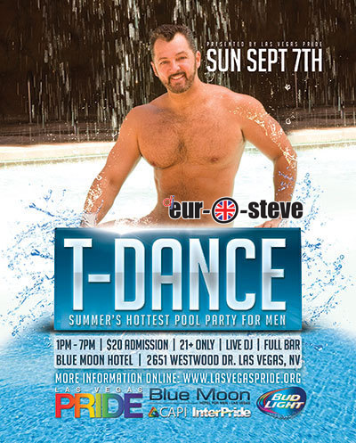 T-Dance – Las Vegas Pride