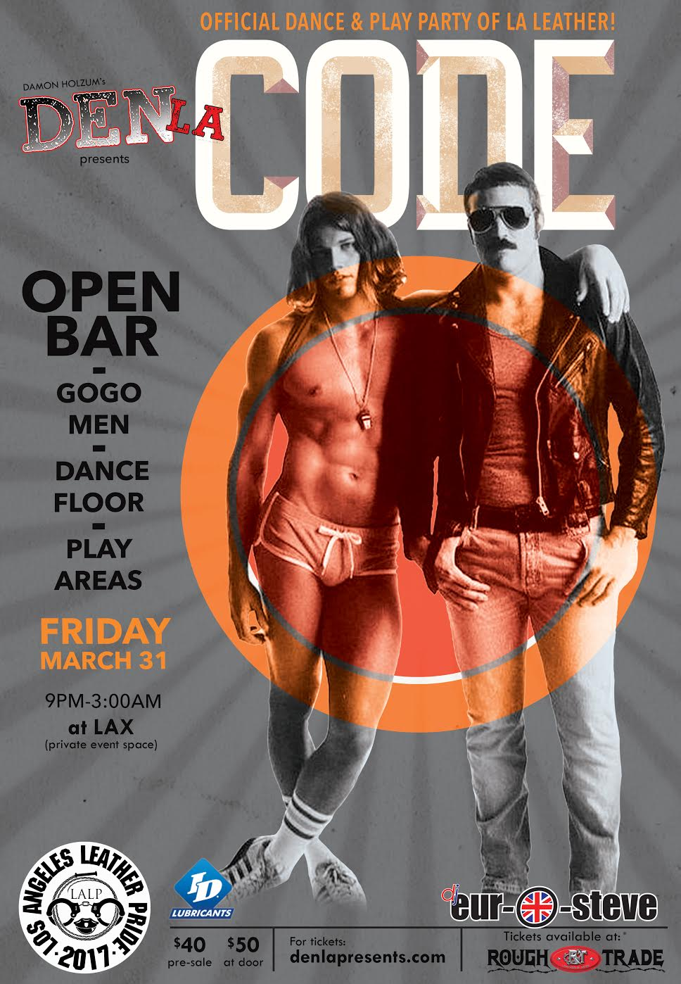 DenLA CODE – LA Leather Week
