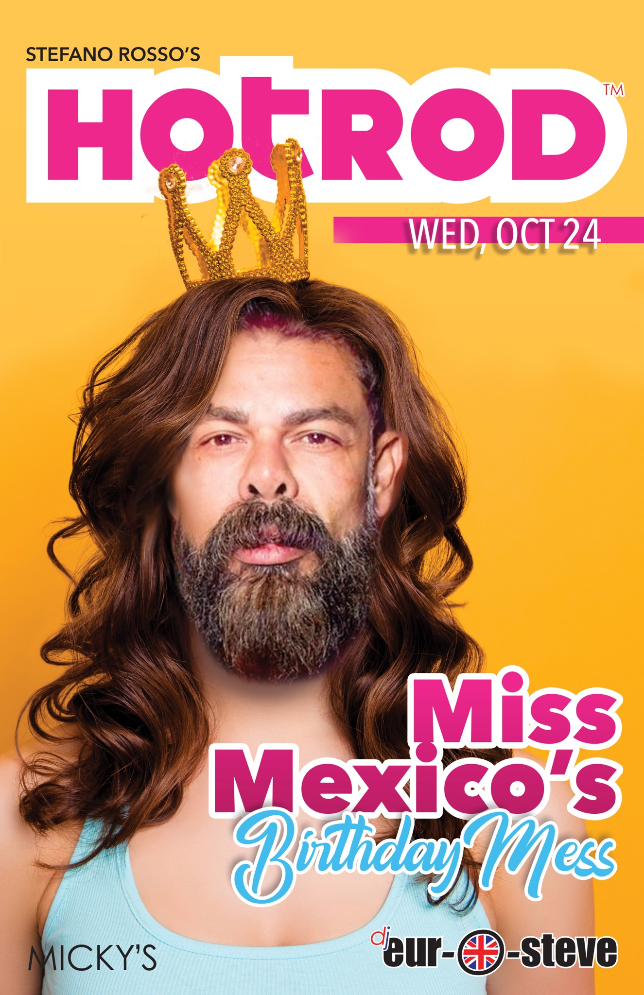 Miss Mexico's Brithday!